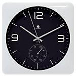 Horloge murale Alba Duo Blanc 30 cm