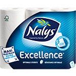 Papier toilette Lotus Excellence 5 épaisseurs 12 Unités