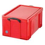 Boîte de rangement Really Useful Boxes Polypropylène Rouge 64 l 440 x 710 x 310 mm