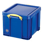Boîte de rangement Really Useful Boxes Polypropylène Bleu 35 l 480 x 390 x 310 mm