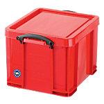 Boîte de rangement Really Useful Boxes Polypropylène Rouge 35 l 480 x 390 x 310 mm