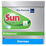 Tablettes pour lave vaisselle Sun All in 1 Eco 100 Tablettes