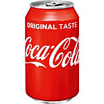 Coca Cola Regular canette 24 x 0,33 l