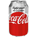 Coca Cola Light canette 24 x 0,33 l