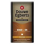Café moulu Douwe Egberts Goud Or 250 unités de 250 g