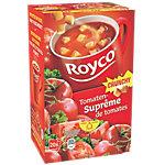 Soupe Royco Suprême de tomates avec croûtons 20 Unités