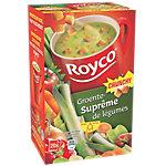 Soupe Royco Suprême de légumes avec croûtons 20 Unités