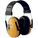 M Safe Ohrenschützer Sonora 1  Mit Schaumstoff gefüllte Ohrmuscheln Gelb