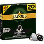 Jacobs Kaffee Kapseln Espresso 12 Ristretto 20 Stück