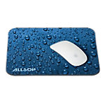 Allsop Mousepad Regentropfen Blau