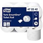 Tork Toilettenpapier Smart One 2  lagig Pack 6