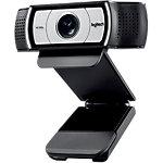 Logitech Webcam C930E Schwarz