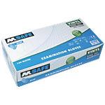 M Safe Handschuhe 4061 Vinyl Größe XL Blau Pack 100