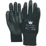 Handschuhe Flex Polyurethan Größe 10