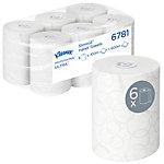 Kleenex Handtücher Ultra Slimroll 100m 2  lagig Pack 6