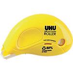 UHU Kleberoller DRY&CLEAN ROLLER Gelb