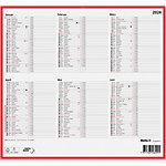 Biella Tafelkalender 871006900014 2018