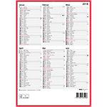 Biella Tafelkalender 2018 871407900014
