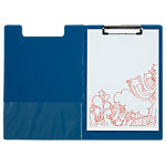 Office Depot Blockmappe Blau A4 23.5 x 34 cm Polypropylen