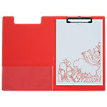 Office Depot Blockmappe Rot A4 23.5 x 34 cm Polypropylen