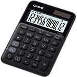 Casio Tischrechner MS 20UC BK Schwarz