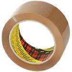 Scotch Premium Verpackungsklebeband Braun 55 µm 50 mm x 66 m