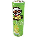 Pringles Blechdose mit  165 g Pringles Sour Cream&Onion