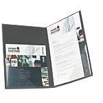 3L Corner Pockets Selbstklebend A4 Transparent Polypropylen 6 Stück