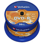 Verbatim DVD R 4.7 GB 50 Stück