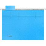 Biella Projektmappe Vetro Mobil® A4 Blau Karton