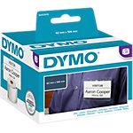 DYMO Namensschild Etiketten S0929110 106 x 106 mm Weiss 250 Stück
