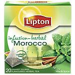 Lipton Pyramiden Teebeutel Morocco 20 Stück