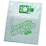 Numatic Staubfilterbeutel Hepa Flo Hochleistungsfilter 10 L