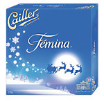 Cailler Schokolade Femina Winter 125 g