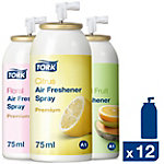 Tork Duftpatronen Premium Mixed Pack 12 x 75 ml