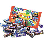 Pr Pk Mars Mixed Minis Sharing Bag 400Gr