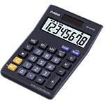 Casio Tischrechner MS 8VERII Schwarz