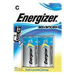 Energizer Batterien Eco Advanced C Pack 2
