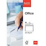 ELCO Briefkuverts Ohne Fenster 80 g