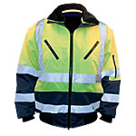 M Wear Arbeitsjacke 962 XL 80% Polyester, 20% Baumwolle XL Gelb