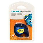 DYMO Labels 91222 12 mm x 4 m Schwarz, Gelb