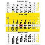 Simplex 3 Monats Wandplaner 3 Monate