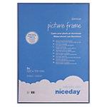 Niceday Aluminium Bilderrahmen Blau 50 x 70 cm