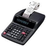 Casio Druckender Tischrechner FR 620TEC Schwarz