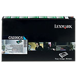 Lexmark C5220CS Original Tonerkartusche Cyan