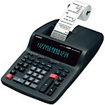 Casio Druckender Tischrechner DR 320TEC Schwarz