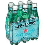 S.Pellegrino Mineralwasser Mit Kohlensäure 6 x 0.5 l