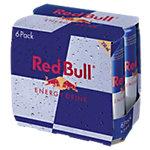 Red Bull Energy 6 x 0.25 l