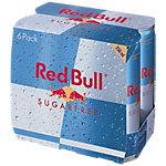 Red Bull Sugarfree 6 x 0.25 l