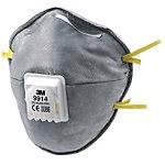 Masque anti poussière 3M GT500077992 Universale Noir, gris 10 Unités